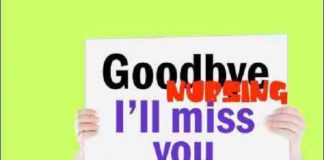 goodbye-nursing