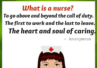 inspiring quotes for nursing professionals