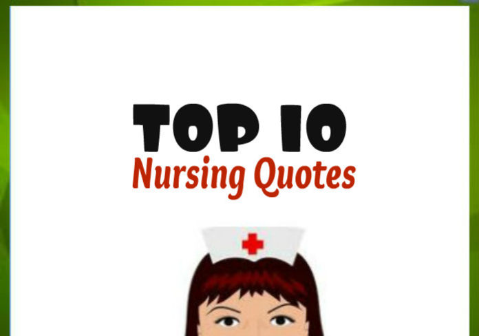 top 10 nurse quotes