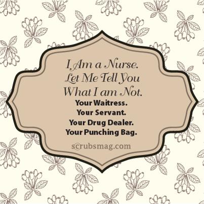 funny nursing quotes