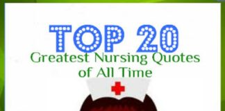 greatest nursing quotes of all time