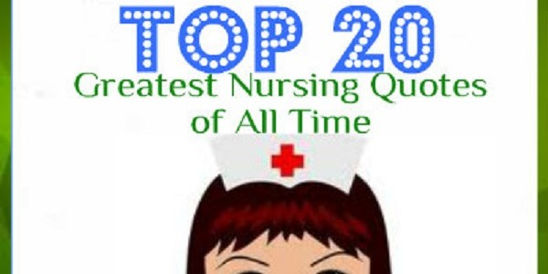 gallery for nurse quotes inspirational sayings