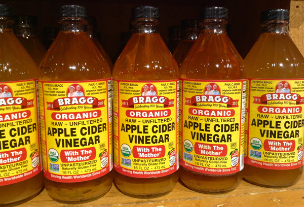 overnight home remedies for acne apple cider vinegar