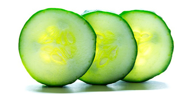 overnight home remedies for acne cucumber