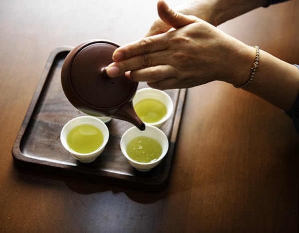 overnight home remedies for acne green tea