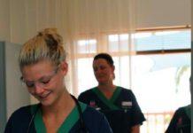 anatomy of a nursing student