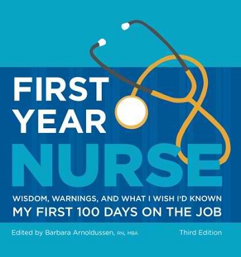 First Year Nurse + nursing graduation gifts