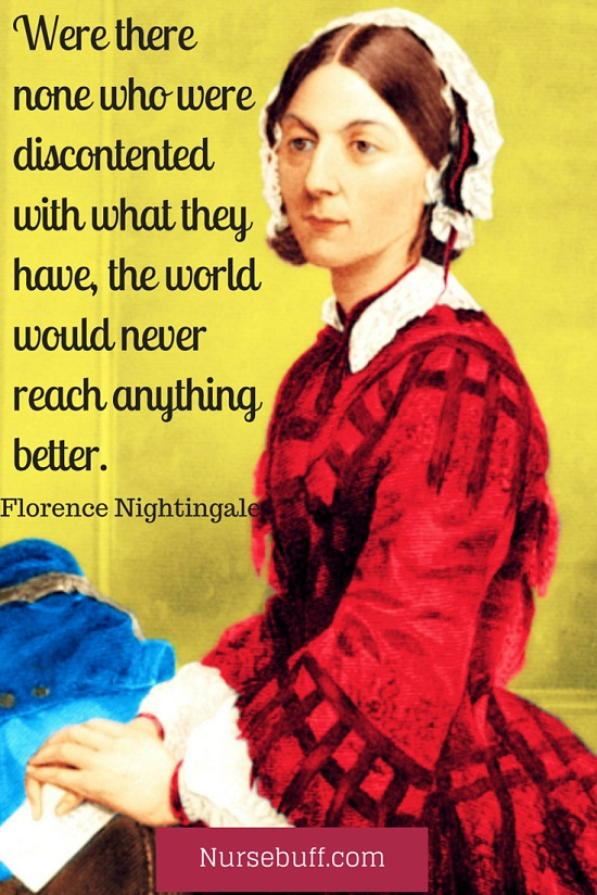 f nightingale quotes