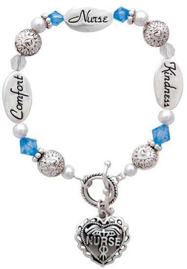 nurse bracelet graduation gift