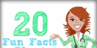 facts and trivia about nursing