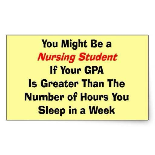 hilarious nursing quotes for students