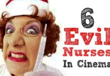 most memorable nurses in movies