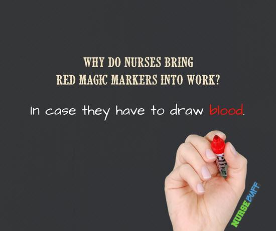 nurse jokes funny