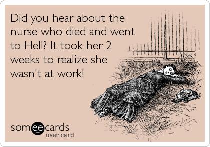 nurses quotes funny