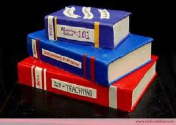 nursing cake nursing books