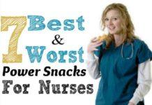 power snacks for nurses