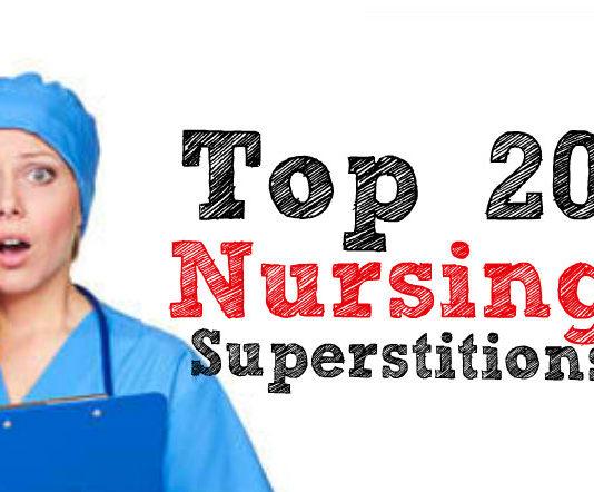 Nursing Superstitions