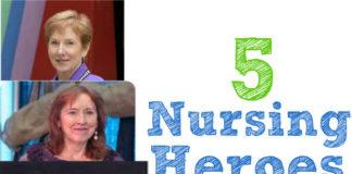 modern nursing heroes