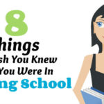 8 things you wish you knew when you were still in nursing school