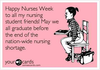 funny nursing quotes for the nursing week