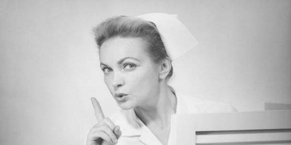 nurse confessions