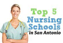 nursing schools in san antonio