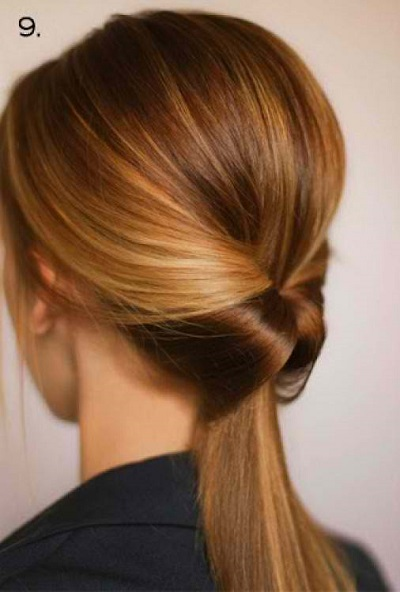 Say Goodbye To Boring Ponytails The 8 Best Hairstyles For