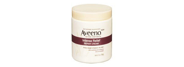aveeno intense relief