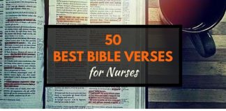 best bible verses for nurses