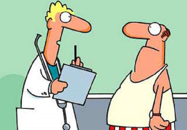 funny things that patients say