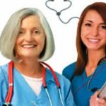 the difference between a new nurse and an old nurse
