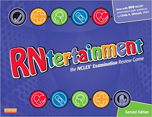 nclex examination review board game