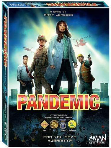 pandemic nurse educational board game