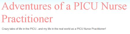 Adventures of a PICU Nurse Practitioner