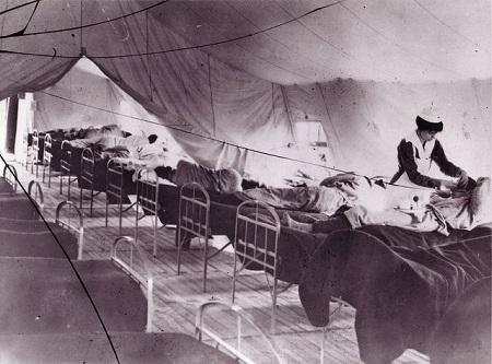 Army Nurse Corps historical photo