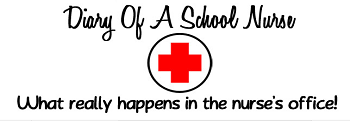 Diary of a School Nurse blog