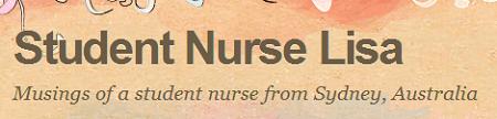 Student Nurse Lisa