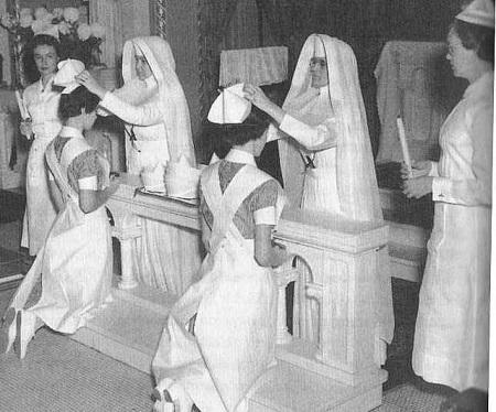 Vintage Nurse's Capping Ceremony