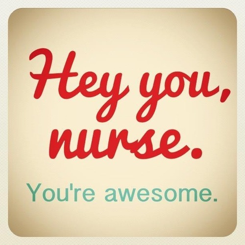 best quotes for nursing week