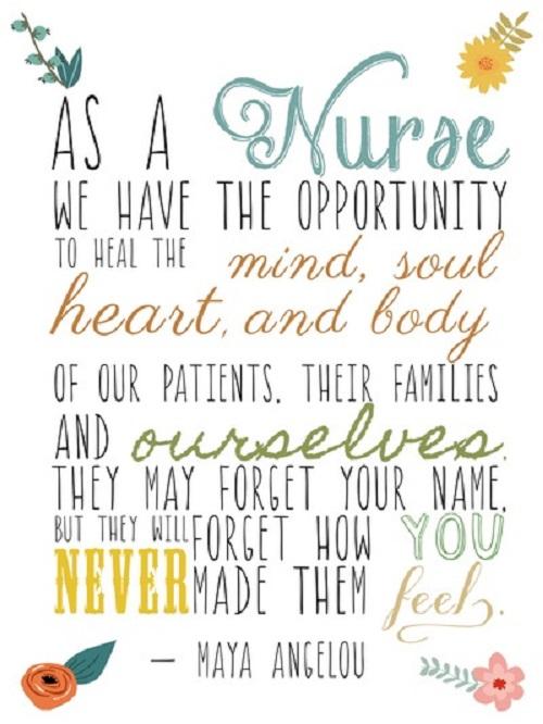 inspiring nurse quotes on pinterest