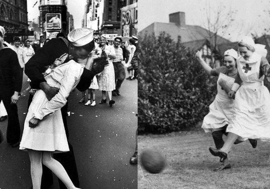 vintage photographs about Nursing