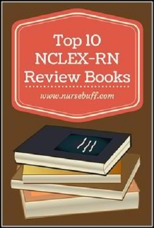 nclex-rn review books ratings