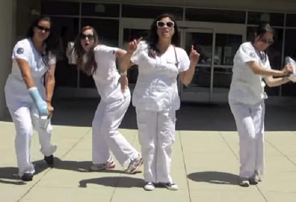 funniest youtube videos featuring nurses