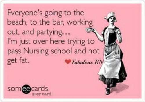 funny nursing ecards