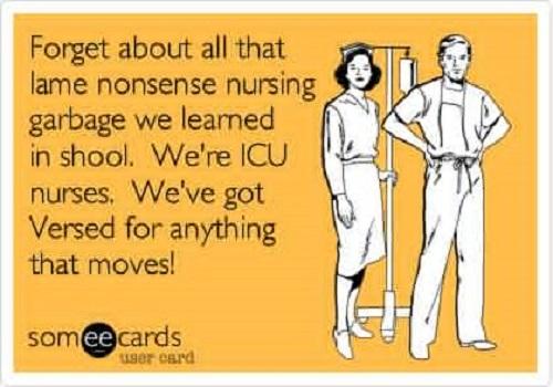 funny quotes for ICU nurses