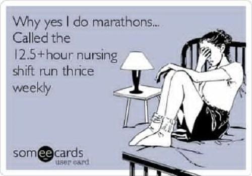 nursing life