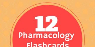nursing pharmacology flascards