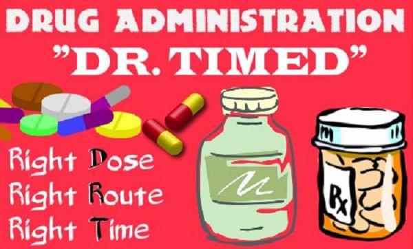 nursing pharmacology mnemonics and acronyms