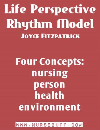 Life Perspective Rhythm Model by Joyce Fitzpatrick