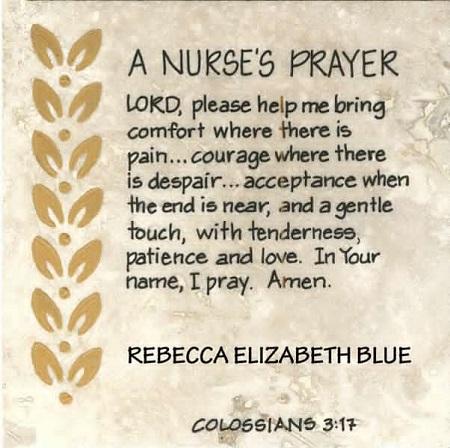 35 Nurse's Prayers That Will Inspire Your Soul - NurseBuff